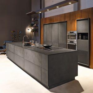 KH keuken beton anthraciet 2